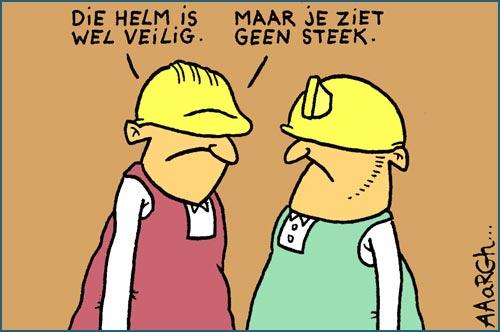 Cartoon aaargh oktober 2007