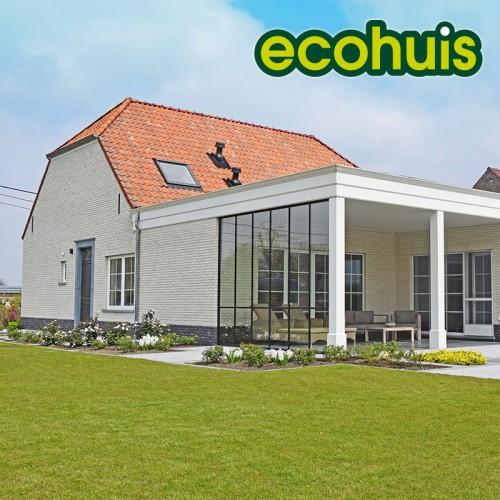 Project in de kijker Ecohuis Houtskeletbouw - Pastorie woning te Puurs