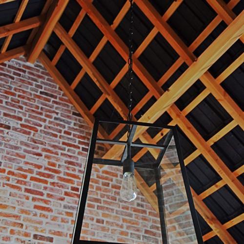 Interieurfoto's Ecohuis Houtskeletbouw - Pastorie woning te Puurs