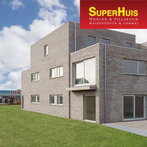Bouproject Superhuis - Rijkstraat te berendrecht