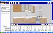 Screenshot Ikea Keukenplanner