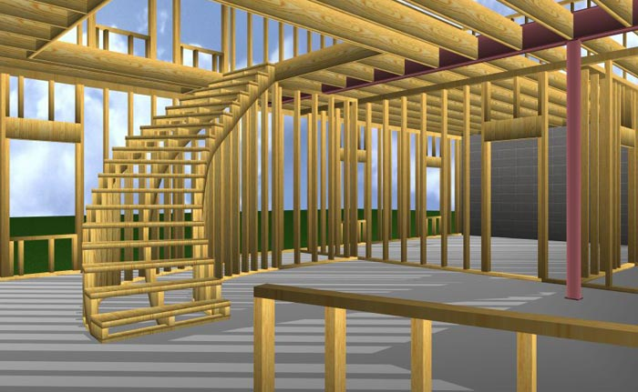 Laatjebouwen super architect 3d nexgen tekenprogramma for 3d tekenprogramma