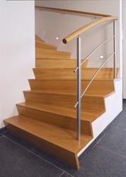 Laatjebouwen trappen for Doorloophoogte trap