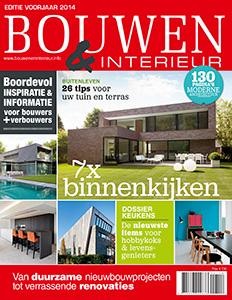 Laatjebouwen magazine bouwen interieur bouwen en for Sanoma magazines belgium