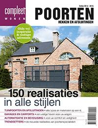 Magazine Compleet Wonen - Poorten, Hekken en Afsluitingen