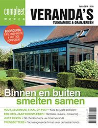 Magazine Compleet Wonen - Veranda's, Tuinkamers & Oranjerieën