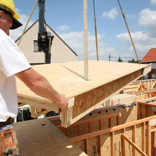 Arkana - Energiezuinig Ben bouwen in houtskeletbouw