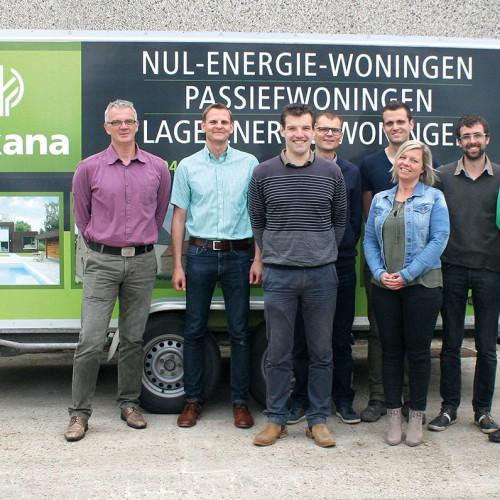 Arkana houtskeletbouw - nzeb bouwen en lage energiewoningen