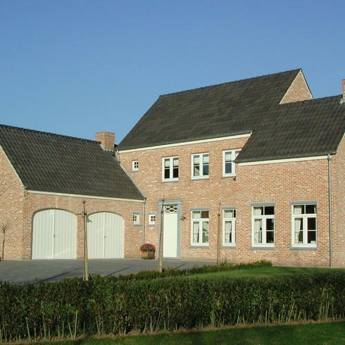 Realisaties bouwbedrijf Stessens - nieuwbouw en renovatie sleutel op de deur woningbouw