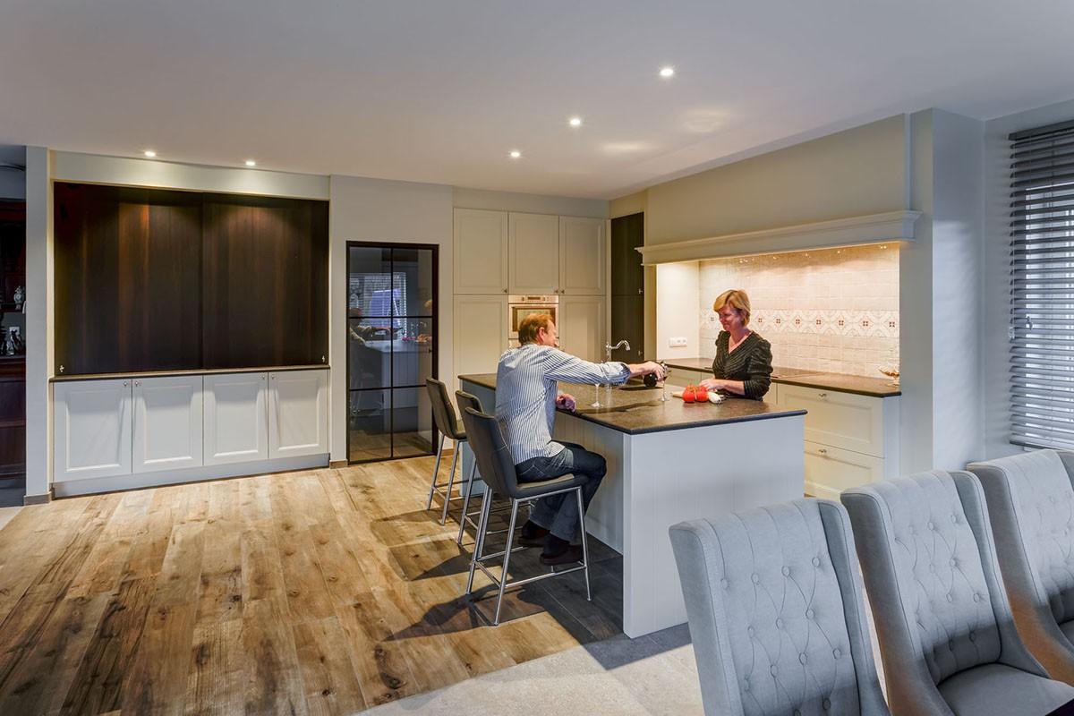 Laatjebouwen ecohuis ben bouwen met ecohuis houtskeletbouw for Bouwen en interieur