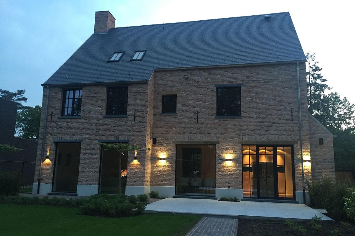 Laatjebouwen ecohuis ben bouwen met ecohuis houtskeletbouw for Energiezuinig huis