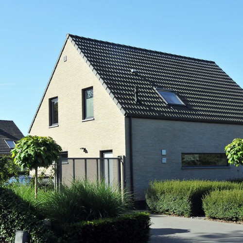 Ecohuis Houtskeletbouw - bijna energieneutraal bouwen