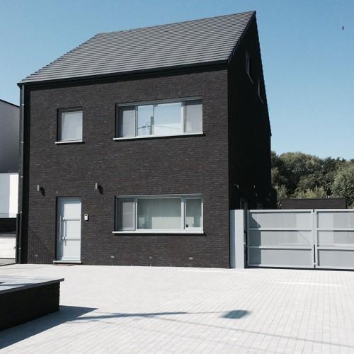 Ecohuis Houtskeletbouw - realisatie energiezuinig bouwen