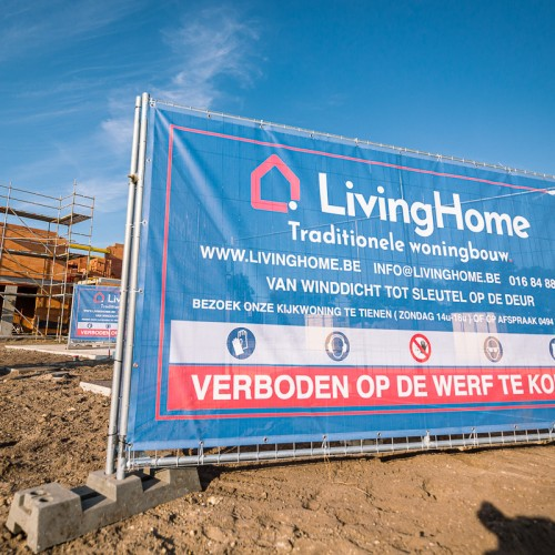 Livinghome - Traditionele woningbouw