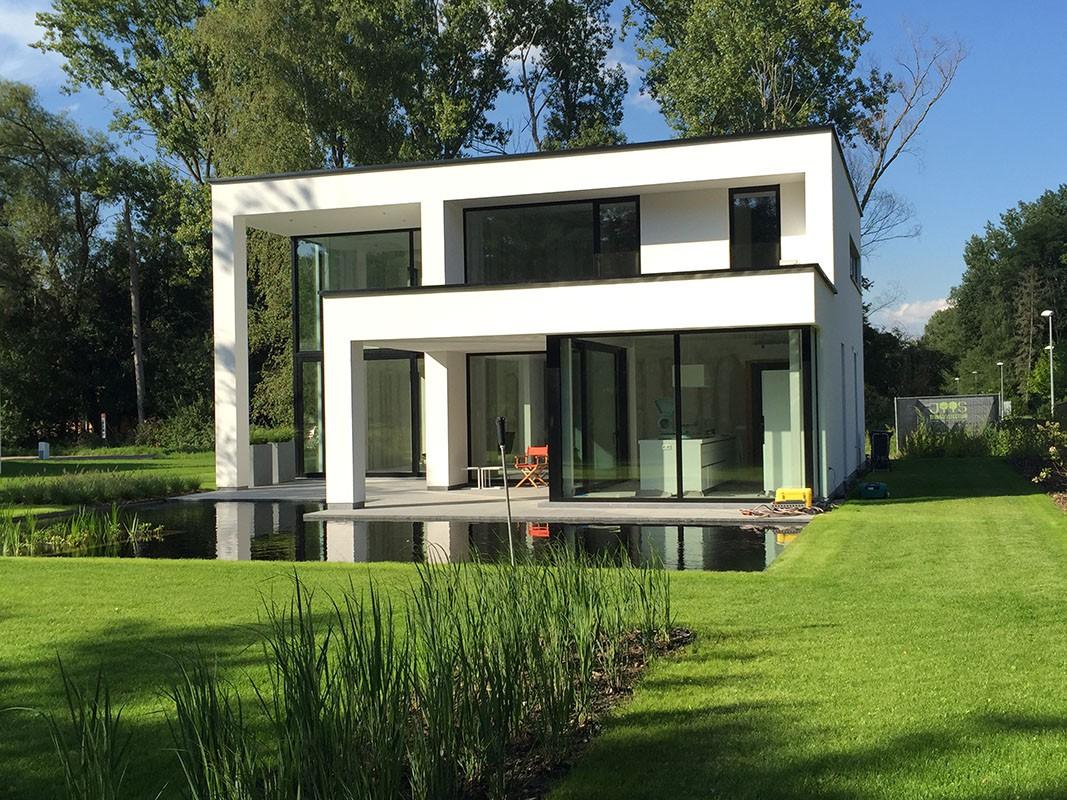 Passiefhuis bouwen kostprijs cool passiefhuis with for Compleet huis laten bouwen