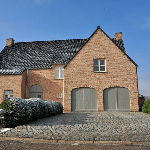 Stonehouse - Traditionele en sleutel op de deur woningbouw of ruwbouw winddicht