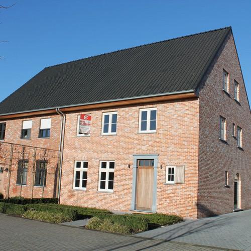 Woningbouw Paul Claessen - Kijkwoning te Morkhoven