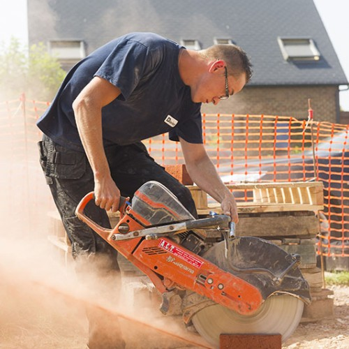 Woningen Blavier - Sleutel op de deur bouw