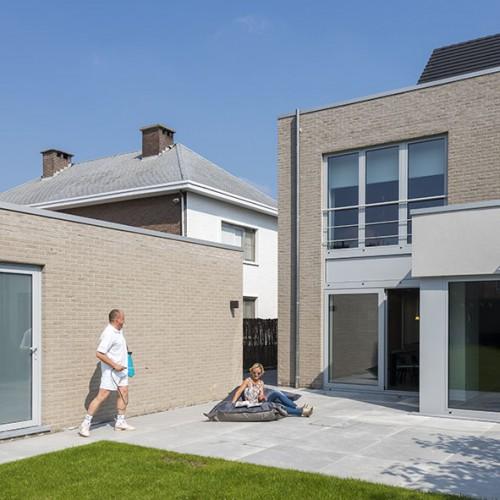Woningen Blavier - Realisatie Sleutel op de deur bouw project