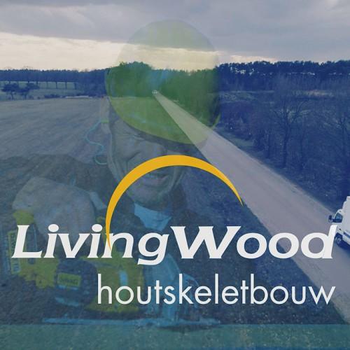 Nieuwe bedrijfsfilm Livingwood houtskeletbouw