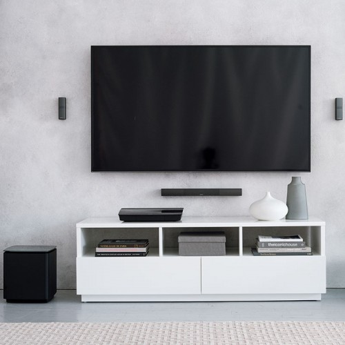 Bose lifestyle 650 en 600 home entertainment systeem