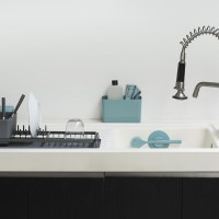 Meer afwassen met Brabantia in 2019 met de nieuwe Sink Side Collectie