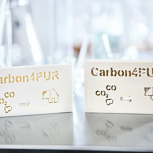 Covestro en Recticel produceren isolatiepanelen uit restgassen van de staalindustrie - Onderzoeksproject Carbon4PUR
