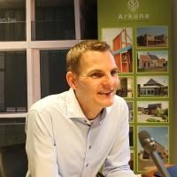 Interview Davy Proost - directeur arkana houtskeletbouw