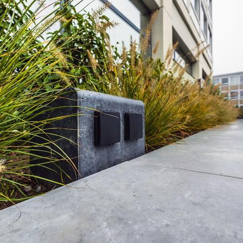 Stone & Style by Ebema - De c-xl zitbank in beton