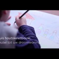Nieuwe Bedrijfsfilm Ecohuis Houtskeletbouw