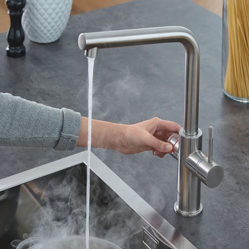 De GROHE configurator voor de ideale keukenkraan