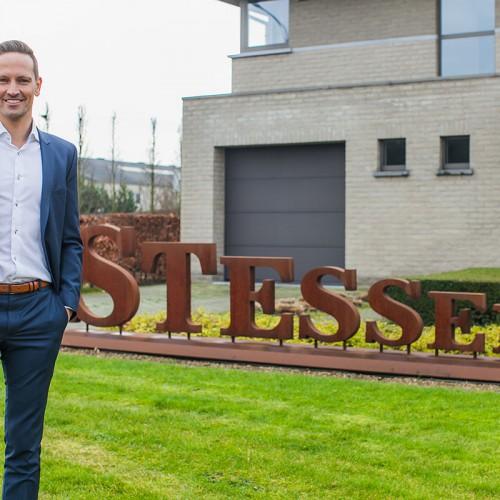 Interview met Jelle Geerits van Bouwbedrijf Stessens – Sleutel op de deur Bouwbedrijf