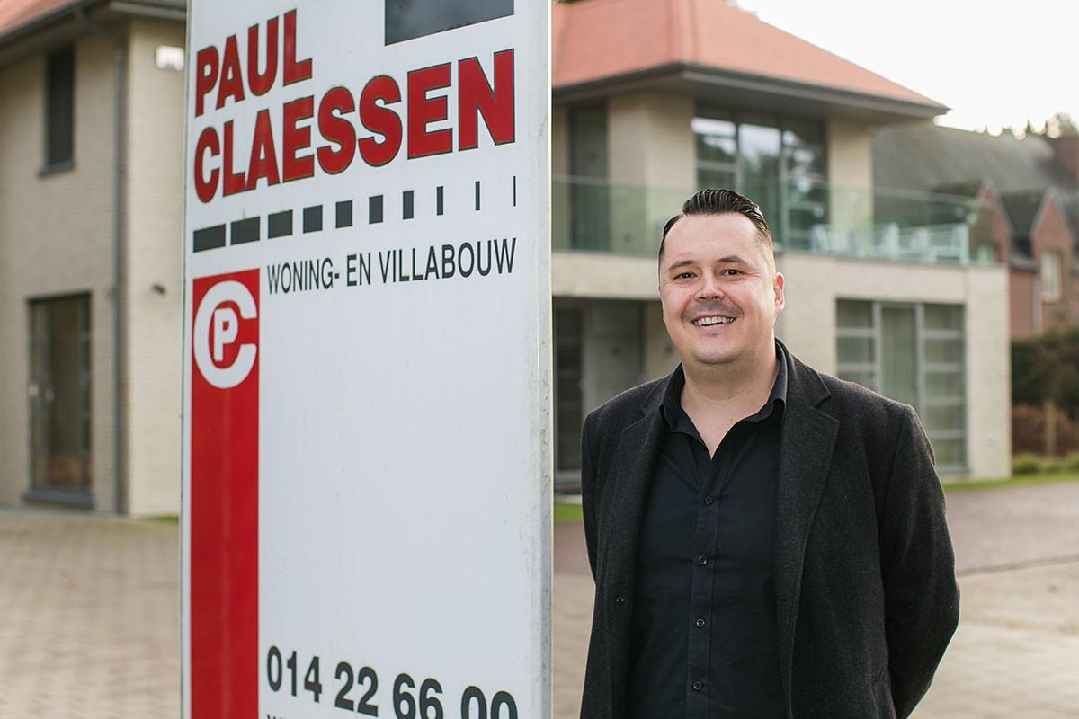 Interview Traditionele Woningbouw Paul Claessen - Peter Govaers