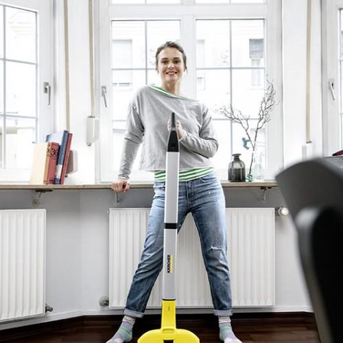 Kärcher Cleaning Study - Poetsen is stress bestrijden