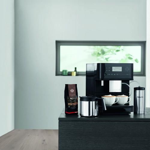 Miele lanceert koffie en koffieblend black edition no1