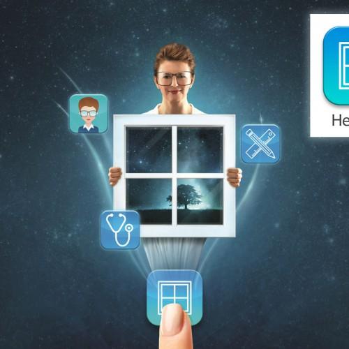Nieuwe ramen en beglazing kiezen met de HelloWin App van Saint Gobain