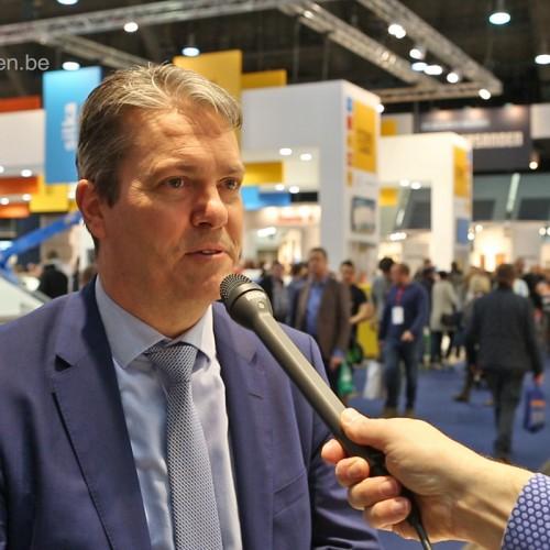 Interview Peter Coun - Organisatie Batibouw Beurs