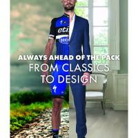 Quick-Step wordt hoofdsponsor van het Belgische World Tour team van Patrick Lefevre en Tom Boonen