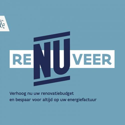 Renoveren heet nu ReNUveren