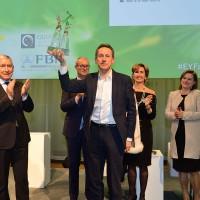 Vandersanden Group, het grootste baksteen producerende familiebedrijf in Europa, is verkozen tot Belgische Family Business Award of Excellence
