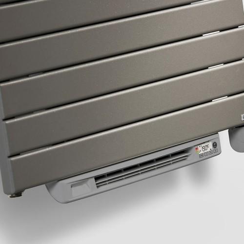 Vasco Blower: Badkamerradiator uitgerust met een extra verwarmingsventilator voor extra warmteafgifte