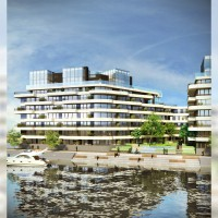 vastgoedproject zuidzicht aan de kanaalkom te hasselt