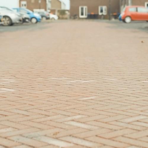 Daterdoorlatende Drainflow straatbakstenen