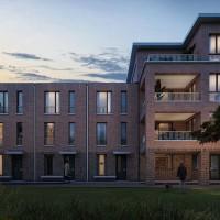 Dethier ontwikkeling start met project Edwardshof in Mortsel -  Een hip woonproject met een mix van woonvormen