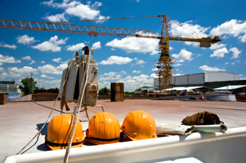 Doorwerken tijdens bouwverlof om achterstand in te halen