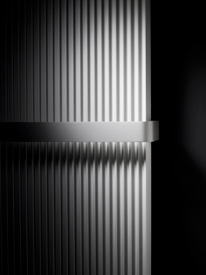 Aluminium Designradiator - Vasco Canyon