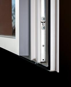 Belisol combineert voordelen Aluminium en PVC in een raam