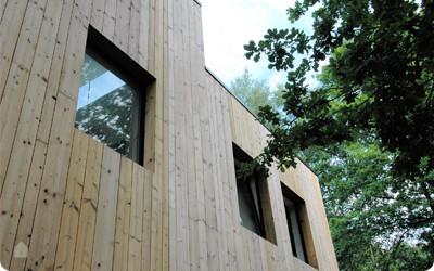 Hout en Habitat - De beurs voor houtbouwers en wie wil bouwen met hout