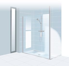 BWT Quick Clean Shower