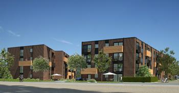 Care Residence Zilvervesten te Lier - Appartementen en Zorgflats